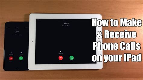 How To Make Calls On Ipad