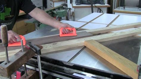 How To Make Cove Moulding On A Table Saw