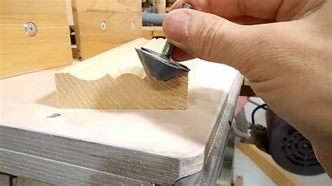 How To Make Cove Moulding With A Router
