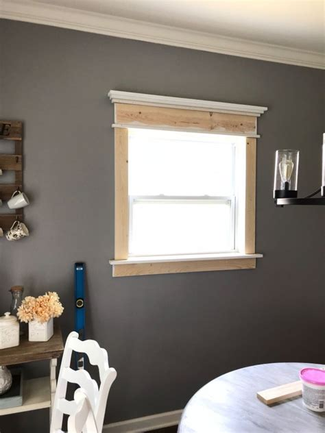 How To Make Craftsman Window Trim