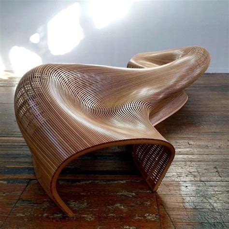 How To Make Curved Wood Chair