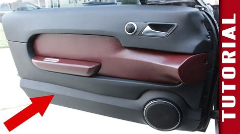 How To Make Custom Interior Door Panels