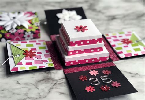 How To Make DIY Box Card