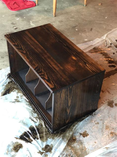 How To Make Dark Stained Wood Lighter Than Pine