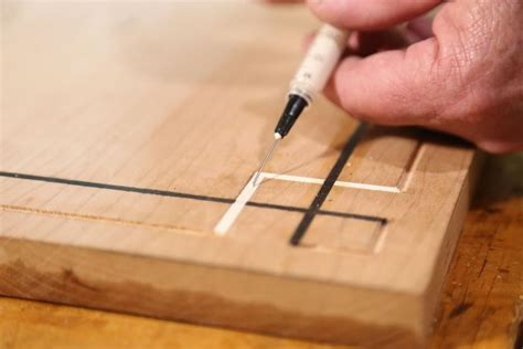 How To Make Decorative Wood Inlays