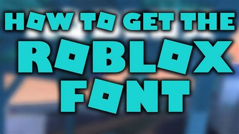 How To Make Different Fonts In Roblox