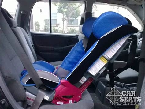How To Make Diono Car Seat Recline