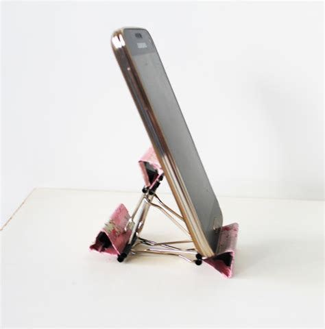 How To Make Diy Phone Stand