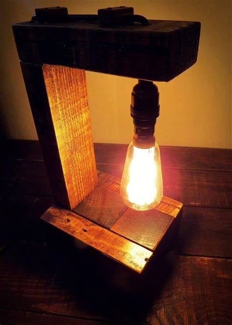 How To Make Diy Table Lamp