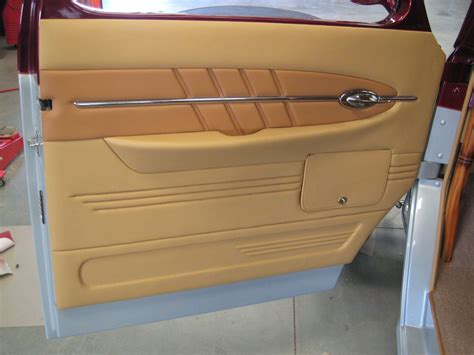 How To Make Door Panels For My Street Rod
