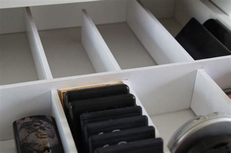 How To Make Drawer Dividers Out Of Foam Board