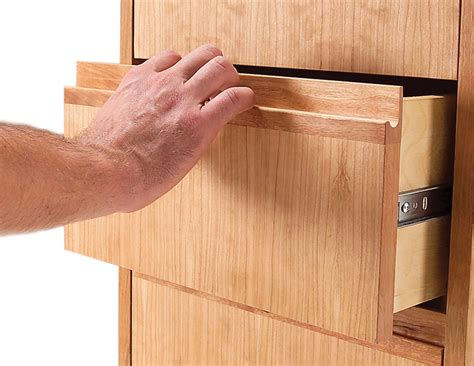 How To Make Drawer Pulls With A Router