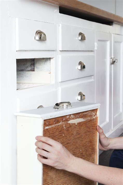 How To Make Drawers Slide Easier In Old Chest