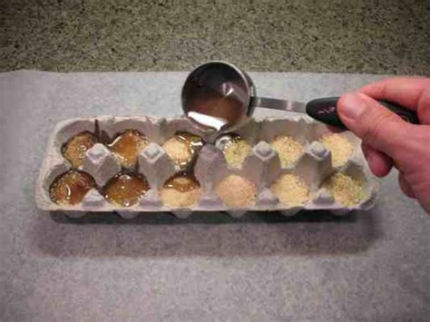 How To Make Fire Starters With Egg Cartons