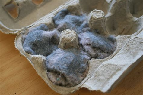 How To Make Fire Starters With Lint And Wax