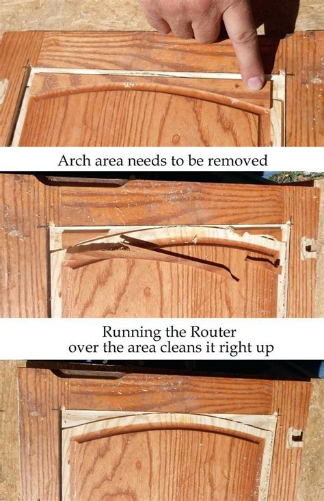 How To Make Glass Fronted Cabinet Doors