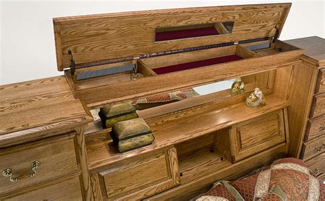 How To Make Hidden Compartment Furniture