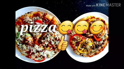 How To Make Homemade Pizza Without Oven In Malayalam