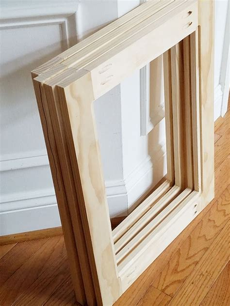 How To Make Inset Cabinet Door Frames