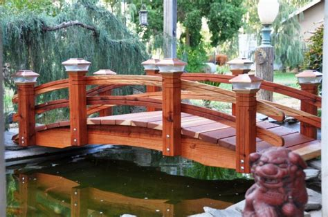 How To Make Japanese Garden Bridge