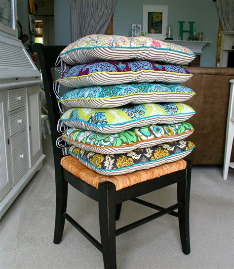 How To Make Kitchen Chair Cushion Covers