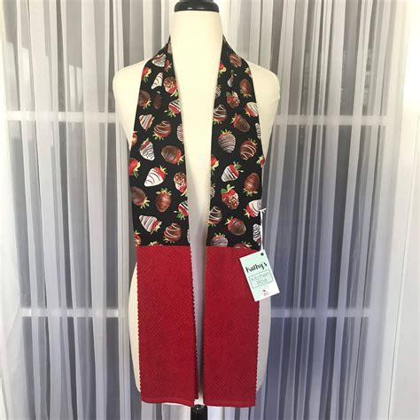 How To Make Kitchen Towel Boa