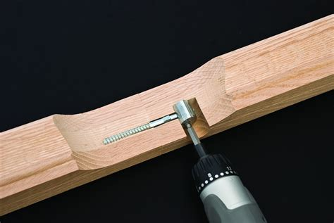 How To Make Knock Down Furniture Hardware
