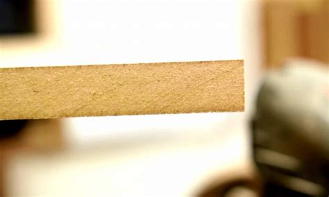 How To Make Mdf Edges Smooth Criminal