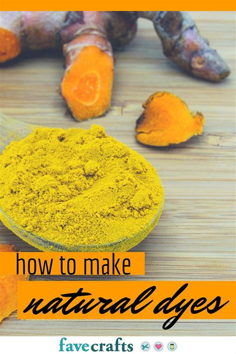 How To Make Natural Wood Dyes
