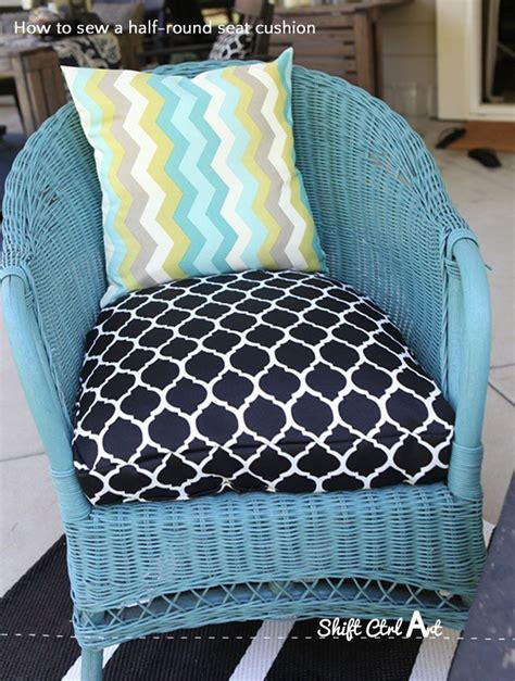 How To Make Outdoor Cushions For Wicker Furniture
