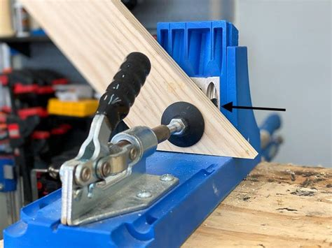 How To Make Pocket Holes With A Drill Press