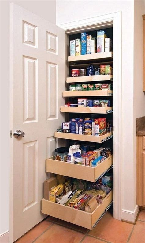 How To Make Pull Out Drawers For Pantry