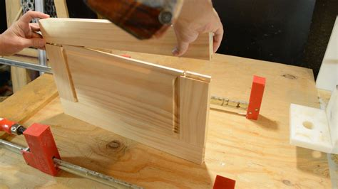 How To Make Raised Panel Cabinet Doors With Router Sommerfeld