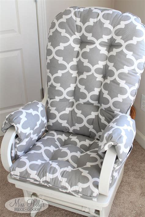 How To Make Rocking Chair Arm Cushions