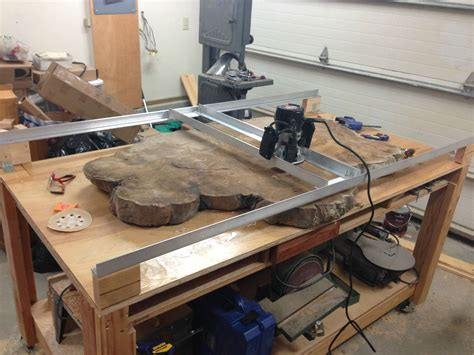 How To Make Router Sled For Planing