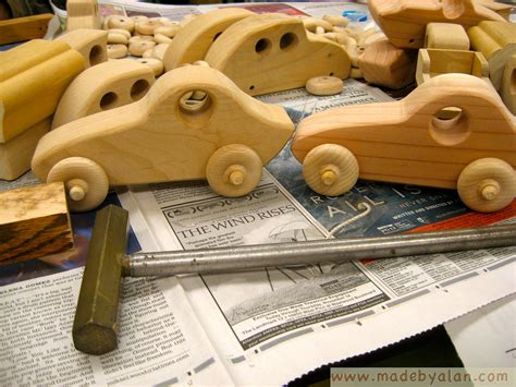 How To Make Simple Wooden Toys