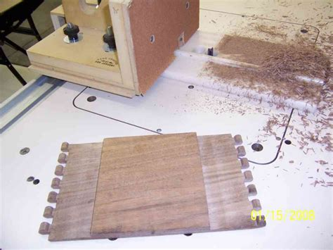 How To Make Splines For Kehoe Jig