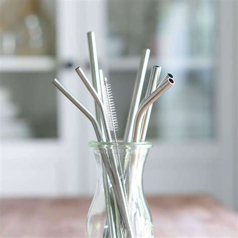 How To Make Stainless Straw
