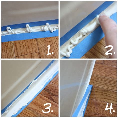 How To Make Straight Caulk Lines