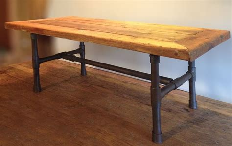 How To Make Table Legs From Pipe