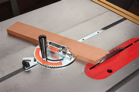 How To Make Table Saw Miter Gauge