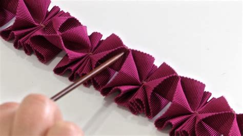 How To Make Trim From Fabric