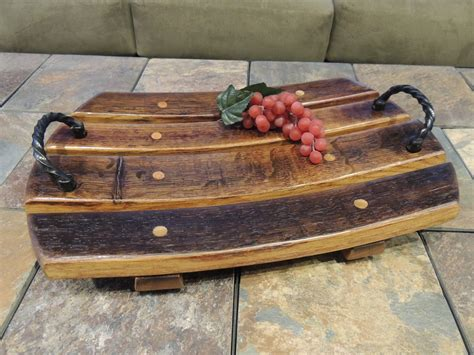 How To Make Whiskey Barrel Staves
