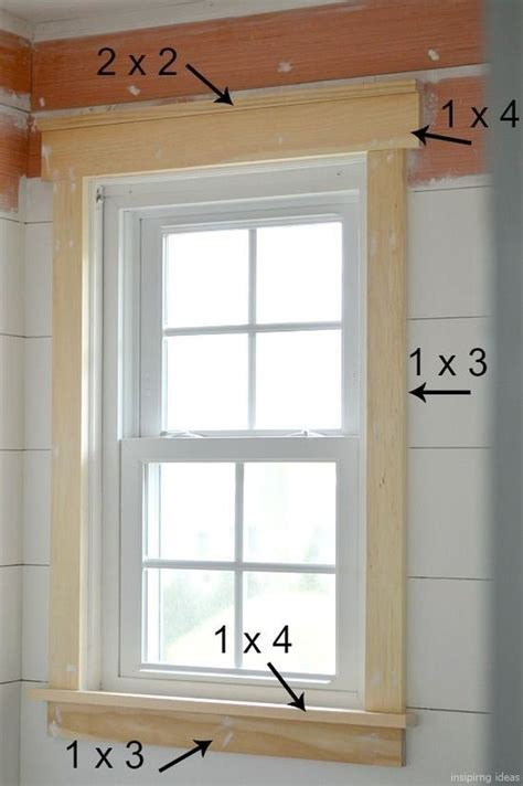 How To Make Window Moldings