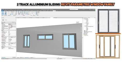 How To Make Window Trim In Revit As A Family