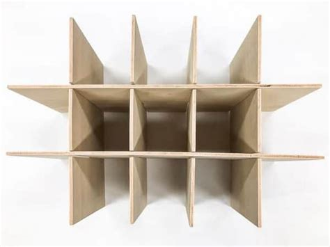 How To Make Wood Dividers In A Box
