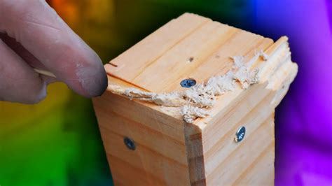 How To Make Wood Filler With Sawdust