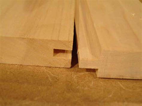 How To Make Wood Groove
