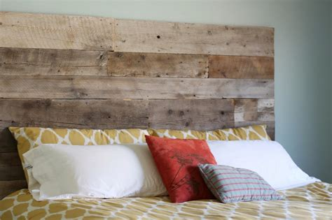 How To Make Wood Headboard