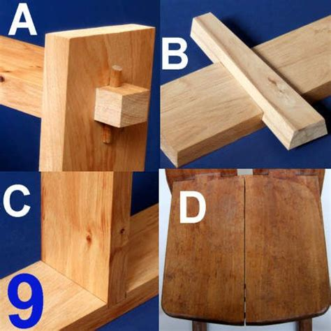 How To Make Wood Joints Without Nails